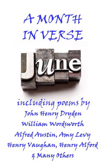 June A Month in Verse - cover