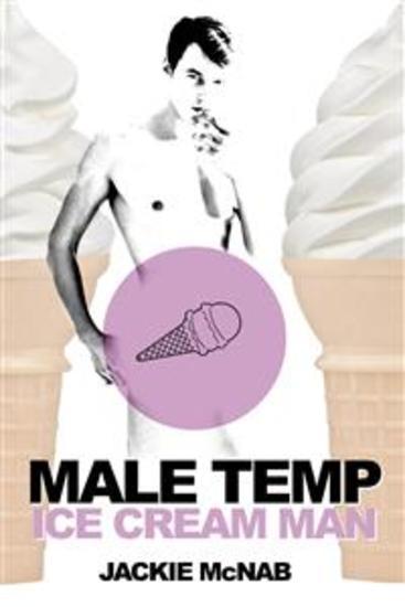 Male Temp: Ice Cream Man - cover