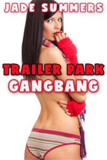 Trailer Park Gangbang - cover