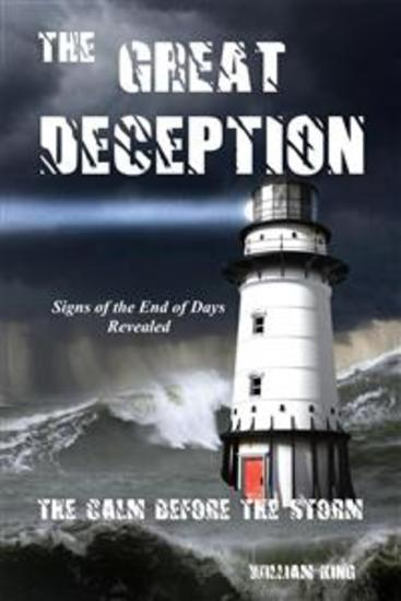 The Great Deception The Calm Before The Storm - cover