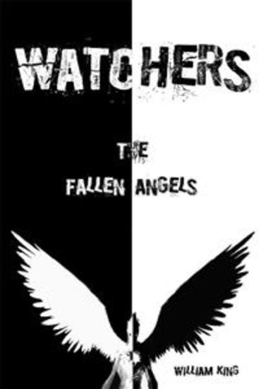 Watchers The Fallen Angels - cover