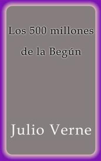 Los 500 millones de la Begún - cover