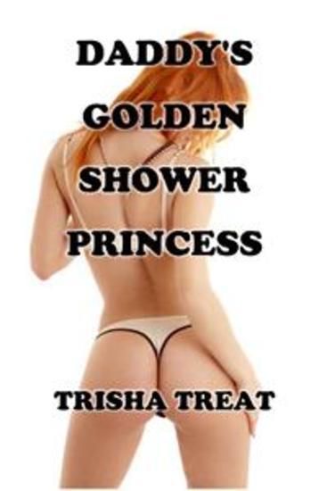 Daddy's Golden Shower Princess - cover