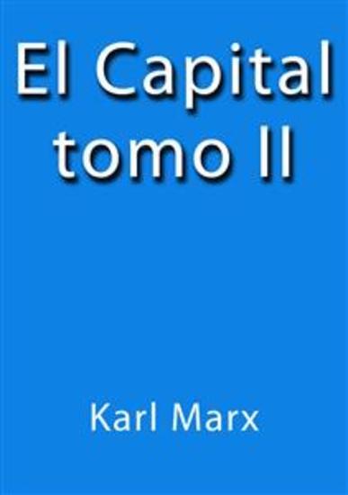 El capital II - cover