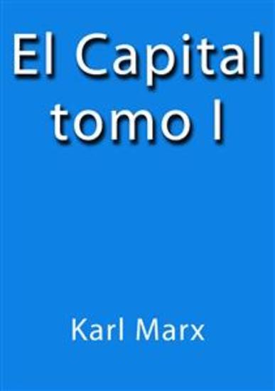 El capital I - cover