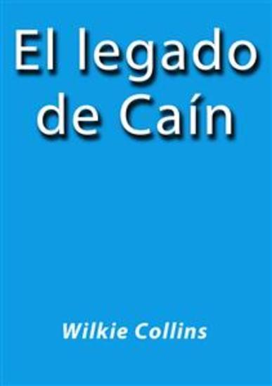 El legado de Cain - cover