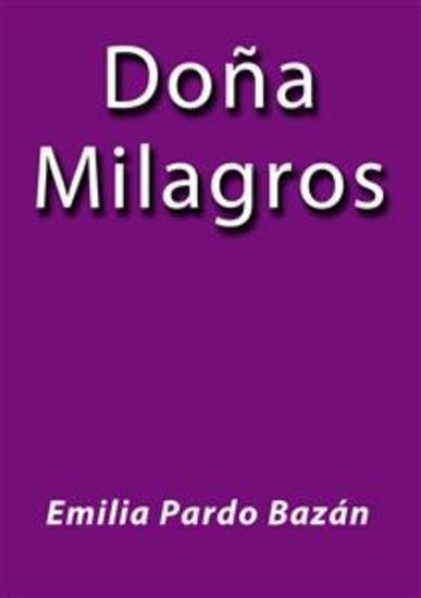 Doña Milagros - cover