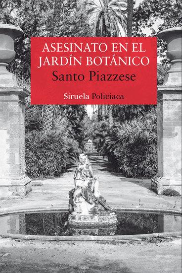 Asesinato en el Jardín Botánico - cover