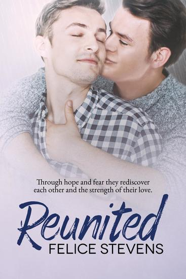 Reunited - Rescued Hearts series #2 - cover