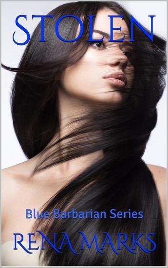 Stolen - Blue Barbarian #5 - cover