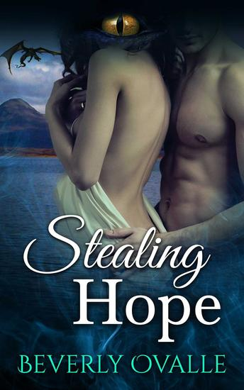 Stealing Hope - a Dragon's Fated Heart #1 - cover