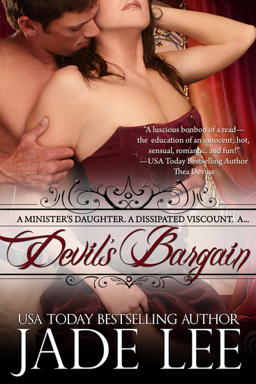 Devil's Bargain (The Regency Rags to Riches Series Book 2) - cover