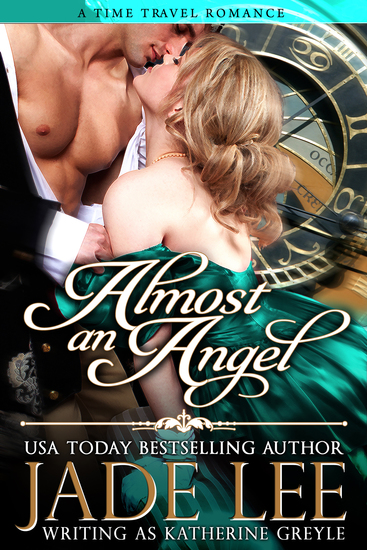Almost an Angel (The Regency Rags to Riches Series Book 3) - cover