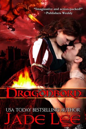 Dragonborn (The Jade Lee Romantic Fantasies Book 1) - cover