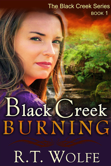 Black Creek Burning (The Black Creek Series Book 1) - cover