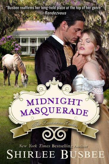 Midnight Masquerade (The Louisiana Ladies Series Book 2) - cover
