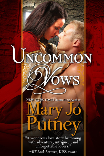 Uncommon Vows - cover