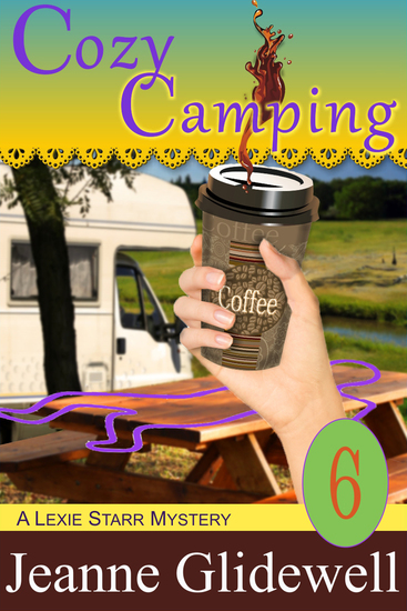 Cozy Camping (A Lexie Starr Mystery Book 6) - cover