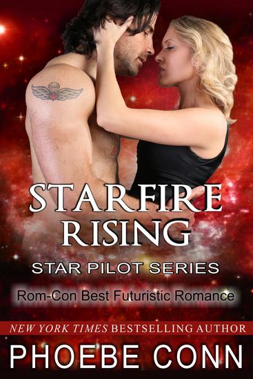 Starfire Rising (Star Pilot Series Book 2) - cover