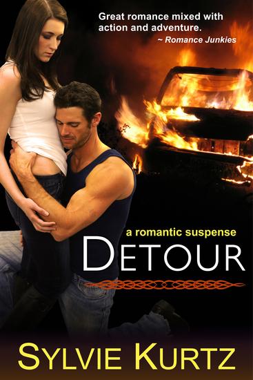 Detour (A Romantic Suspense Novel) - cover