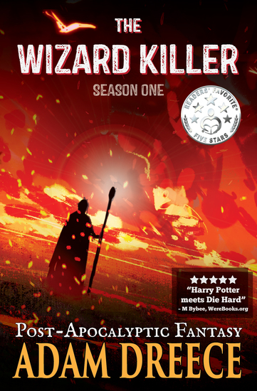 The Wizard Killer - Season One - cover