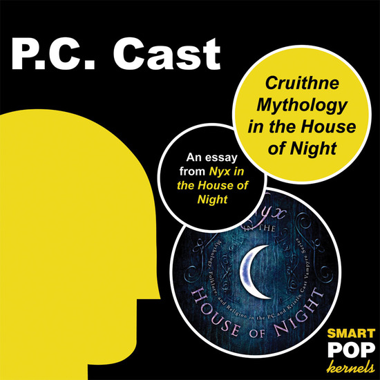 Cruithne Mythology and the House of Night - cover