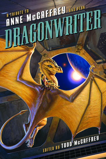 Dragonwriter - A Tribute to Anne McCaffrey and Pern - cover