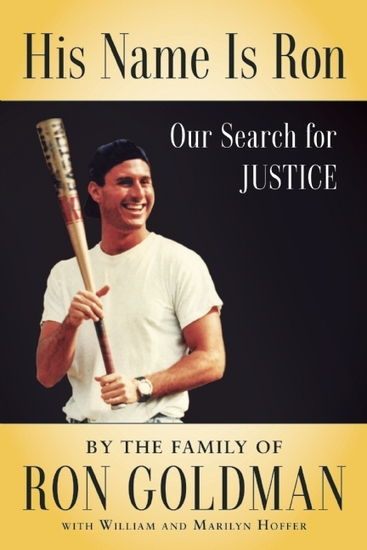 His Name Is Ron - Our Search for Justice - cover