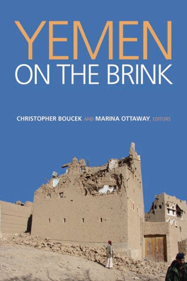 Yemen on the Brink - cover