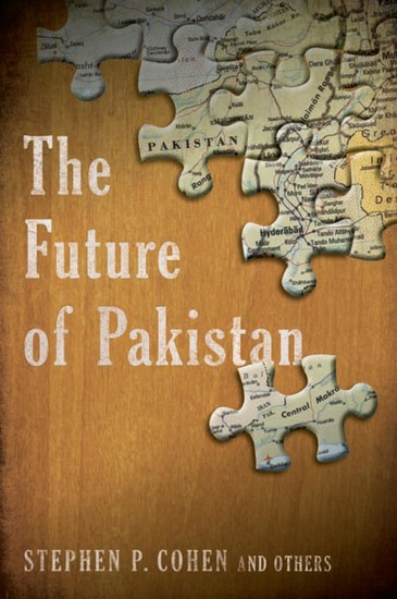 The Future of Pakistan - cover