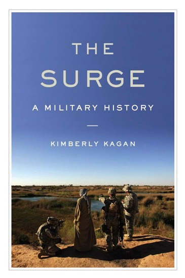 The Surge - A Military History - cover