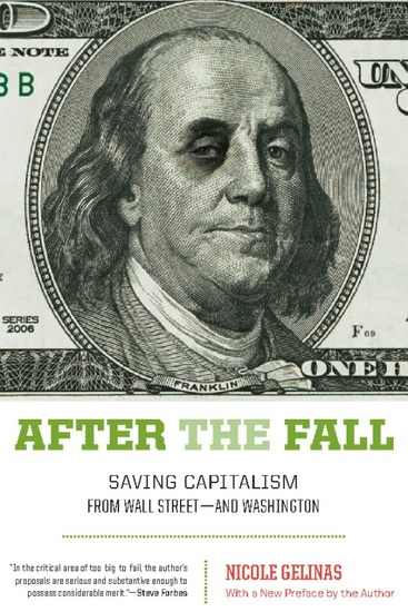 After the Fall - Saving Capitalism from Wall Street—and Washington - cover