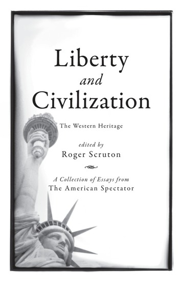 Liberty and Civilization - The Western Heritage - cover