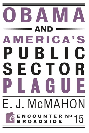 Obama and America's Public Sector Plague - cover