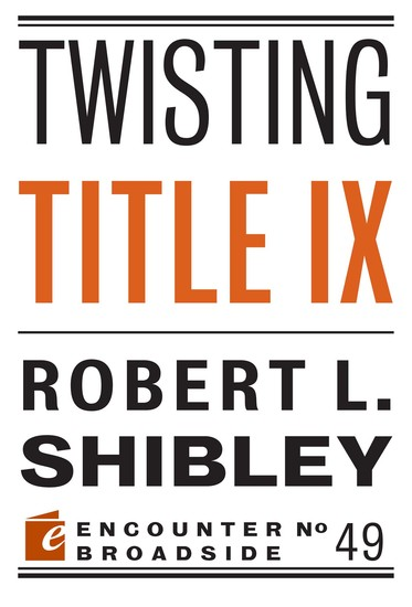 Twisting Title IX - cover