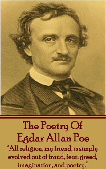 The Poetry Of Edgar Allan Poe - cover