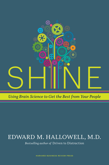 Shine - Using Brain Science to Get the Best from Your People - cover