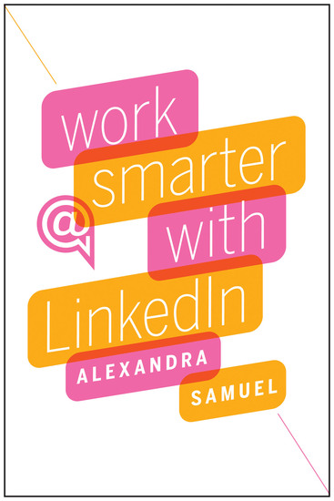 Work Smarter with LinkedIn - cover