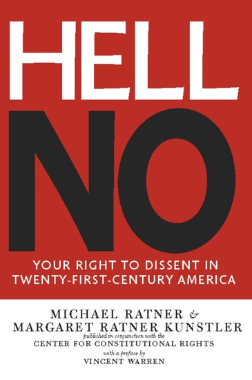 Hell No - Your Right to Dissent in 21st-Century America - cover