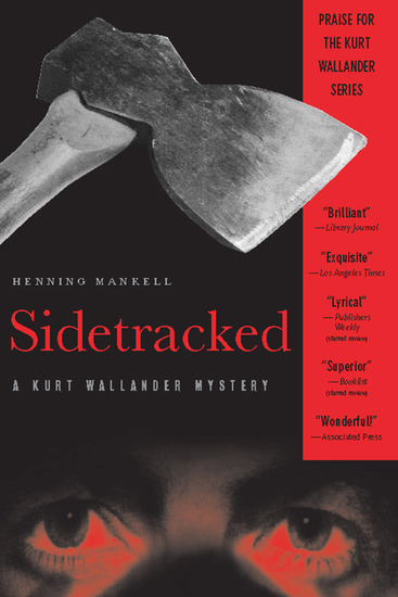 Sidetracked - A Kurt Wallander Mystery - cover