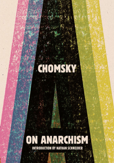 On Anarchism - cover