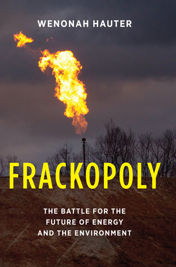 Frackopoly - The Battle for the Future of Energy and the Environment - cover