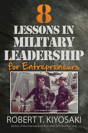 8 Lessons in Military Leadership for Entrepreneurs - cover
