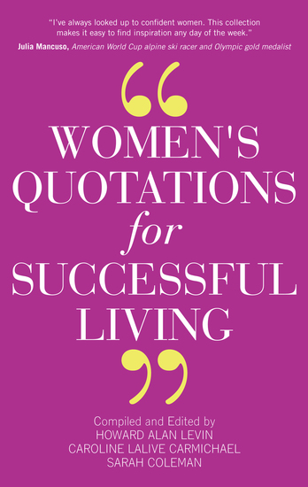 Women's Quotations for Successful Living - cover