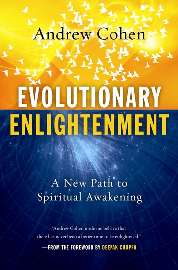 Evolutionary Enlightenment - A New Path to Spiritual Awakening - cover