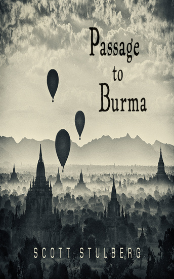 Passage to Burma - cover