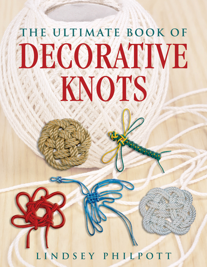 The Ultimate Book of Decorative Knots - cover