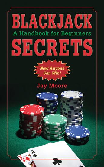 Blackjack Secrets - A Handbook for Beginners - cover