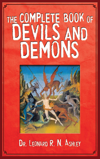 The Complete Book of Devils and Demons - cover