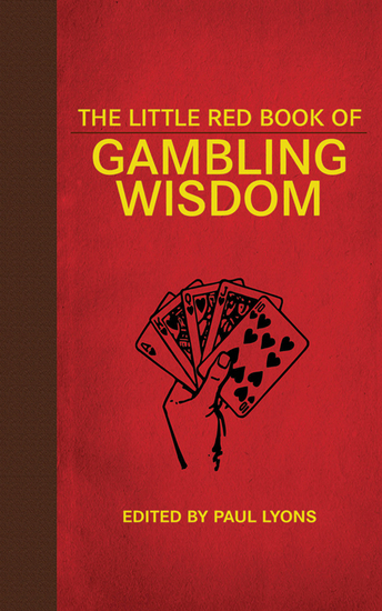 The Little Red Book of Gambling Wisdom - cover